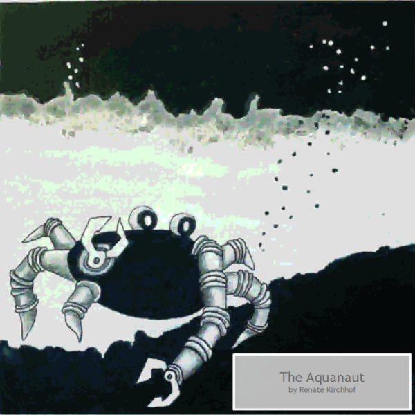 The Aquanaut by Renate Kirchhof