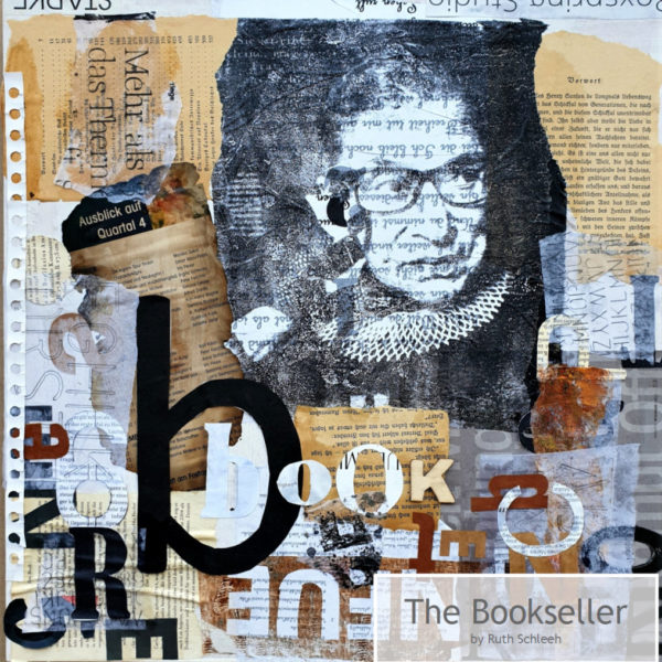 The Bookseller by Ruth Schleeh