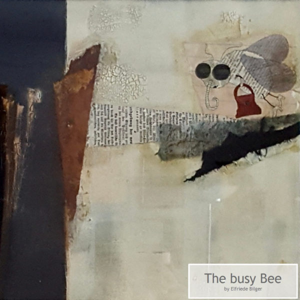 The Busy Bee by Elfriede Bilger