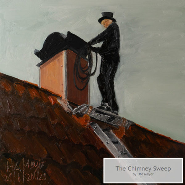 The Chimney Sweep by Ute Meyer