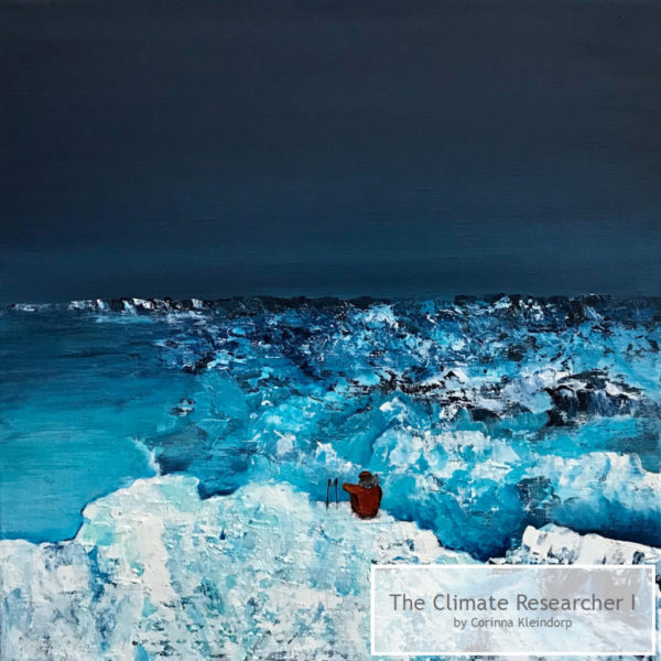 The Climate Researcher I by Corinna Kleindorp