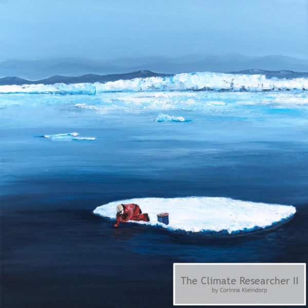 The Climate Researcher II by Corinna Kleindorp
