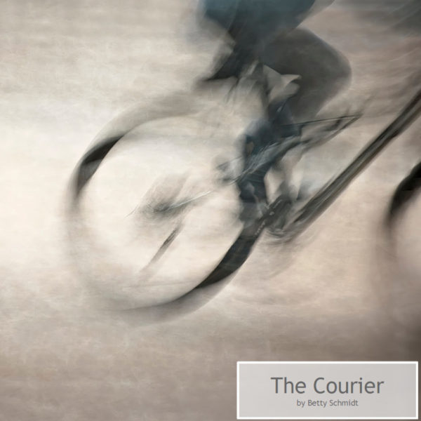 The Courier by Betty Schmidt