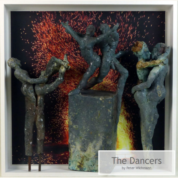The Dancers by Peter Wichmann