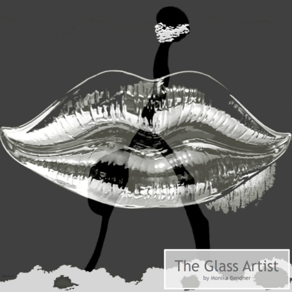 The Glass Artist by Monika Bendner