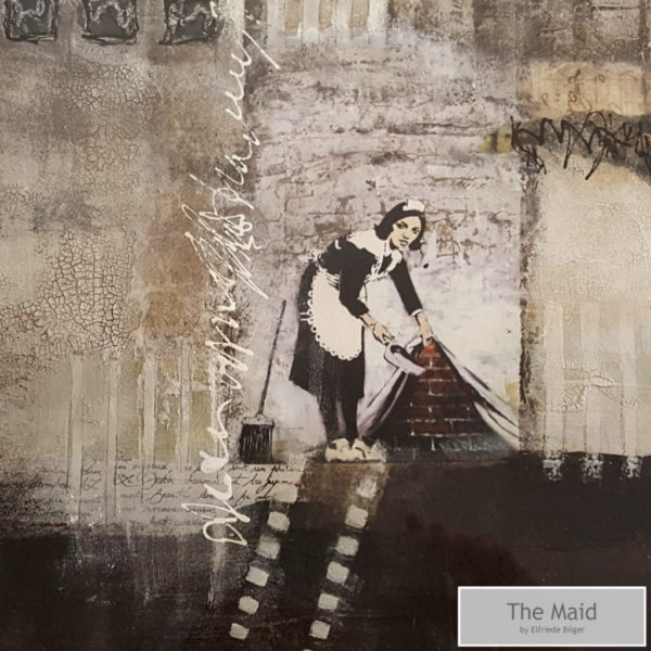 The Maid by Elfriede Bilger