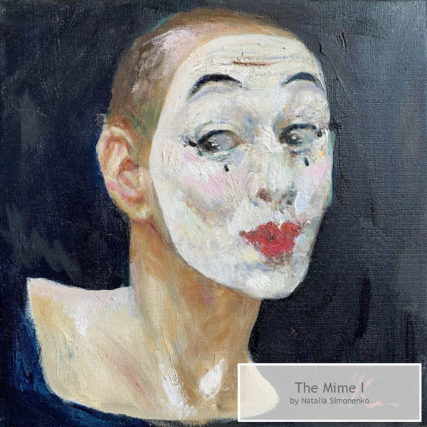 The Mime I by Natalia Simonenko