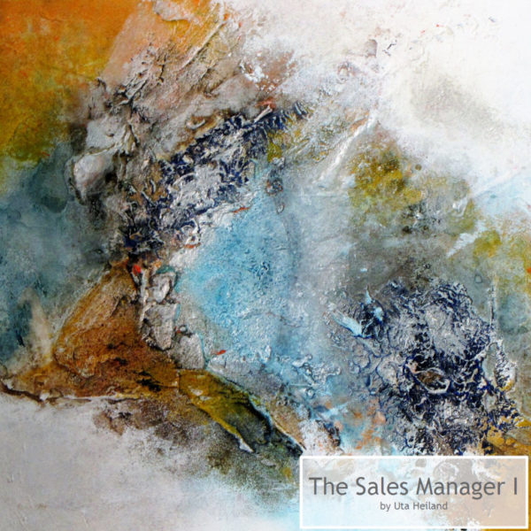 The Sales Manager 1 by Uta Heiland