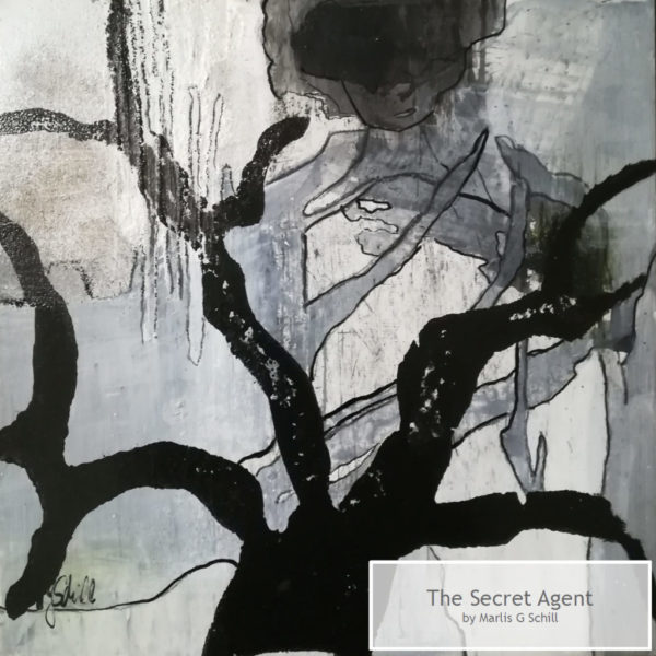 The Secret Agent by Marlis G Schill