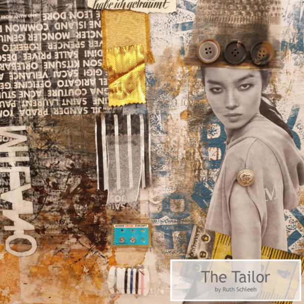The Tailor by Ruth Schleeh