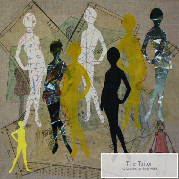 The Tailor by Verena Barisch-Wild