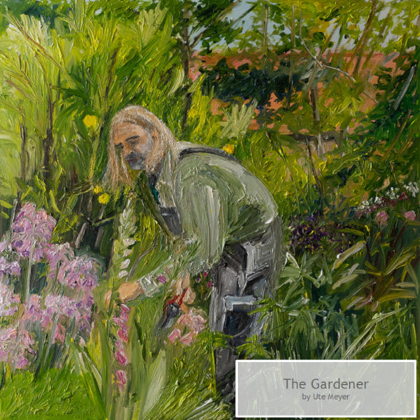The gardener by Ute Meyer