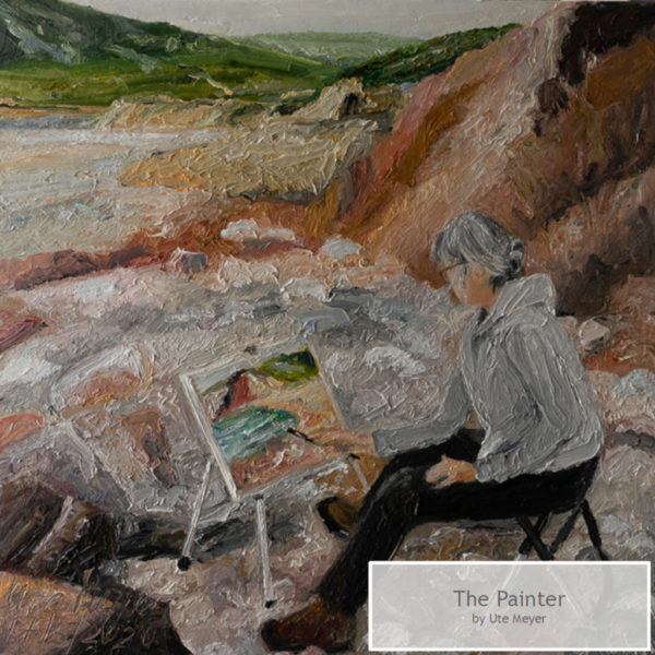 The painter by Ute Meyer
